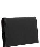 Bosca - Nappa Vitello Collection - Trifold Card Case