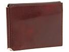 Bosca Money Clip w/ Pocket