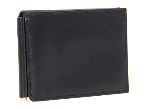 Bosca Old Leather Collection - Money Clip w/ Pocket