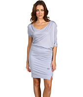 Diesel - DARED Drape Neck Jersey Dress