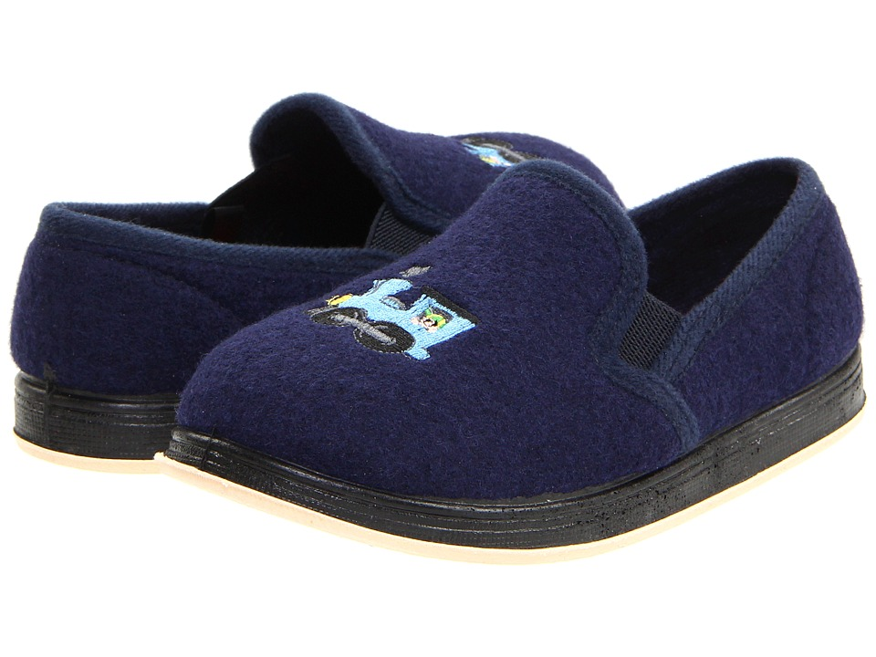 Foamtreads Kids Cloud Toddler/Little Kid Navy Boys Shoes