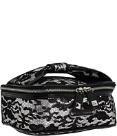 Betsey Johnson - Royal Lace Train Case