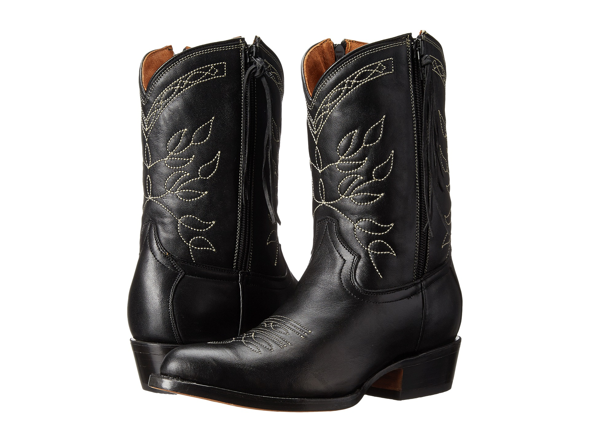 black rooster akers western boot zappos free shipping both ways