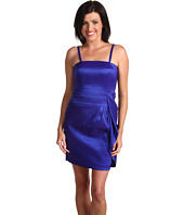 Calvin Klein - Stretch Taffeta Slim Straps Dress