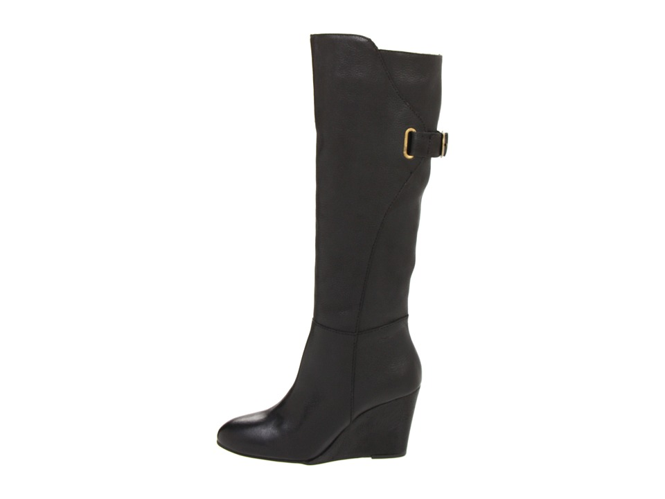 knee high wedge boots are the best annylis