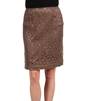 Jones New York - Petite Lace Slim Skirt
