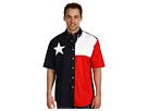 Roper S/S Pieced Texas Flag Shirt