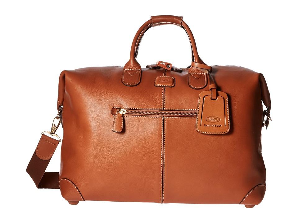 Bric's Milano - Life - Leather 18 Duffel
