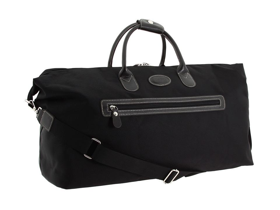 Bric's Milano - Pronto - 22 Duffel (Black) Duffel Bags