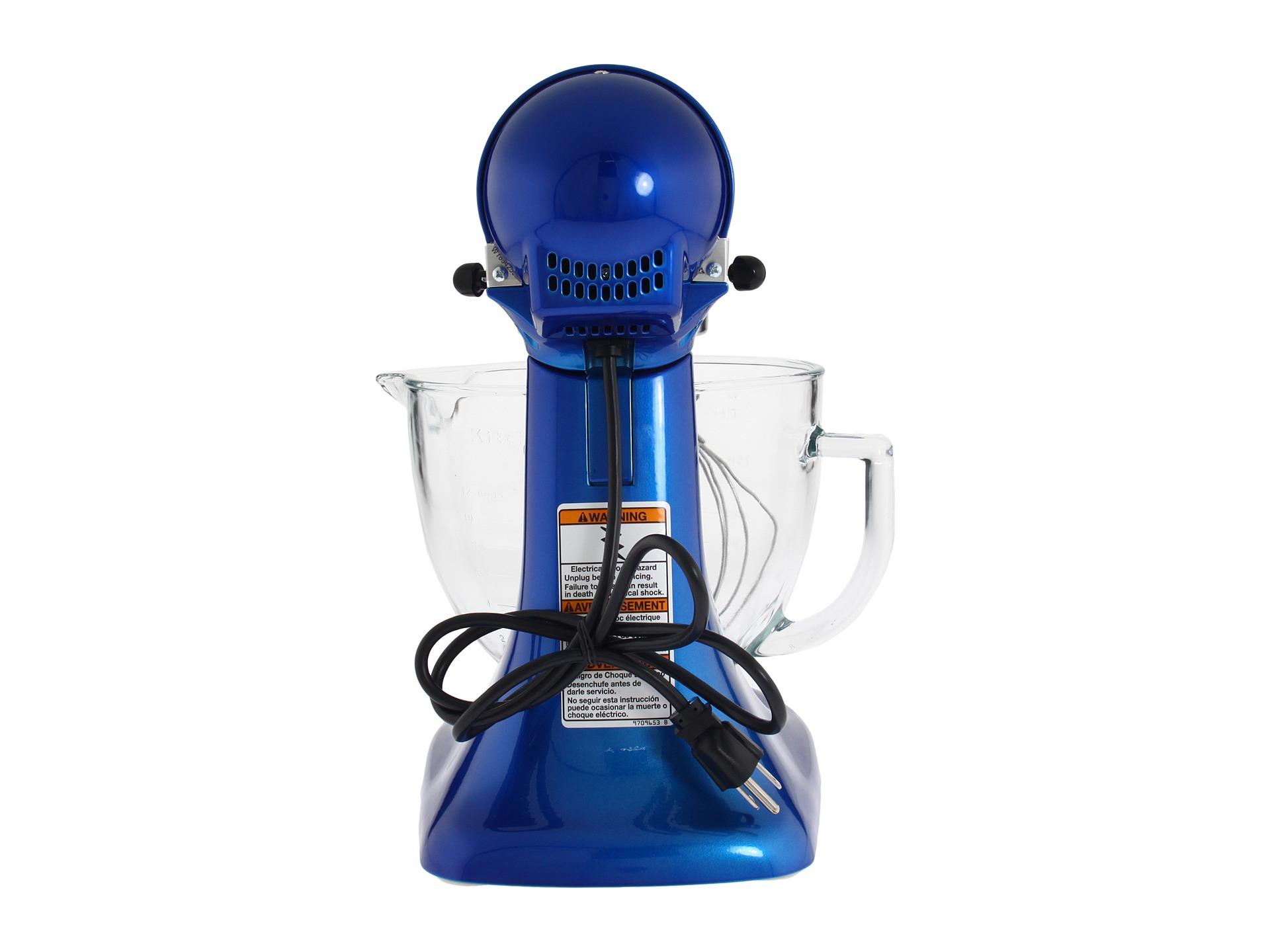 Kitchenaid 5 quart tilt head artisan design series stand mixer shipped free at zappos - Kitchenaid artisan qt stand mixer sale ...