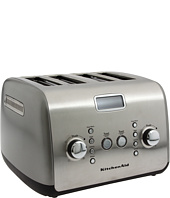 KitchenAid - KMT423 4-Slice Digital Motorized Toaster