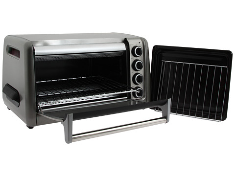Kitchenaid Kco222ob Countertop Oven Onyx Black : Kitchenaid countertop oven onyx black Toaster Ovens Bizrate