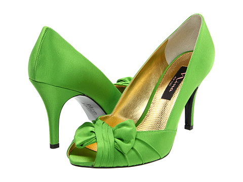 Apple Green Shoes For Weddings