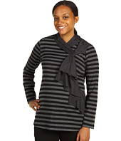 Maternal America - Maternity Attached Scarf Top
