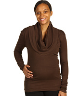 Maternal America - Maternity Cowl Neck Top