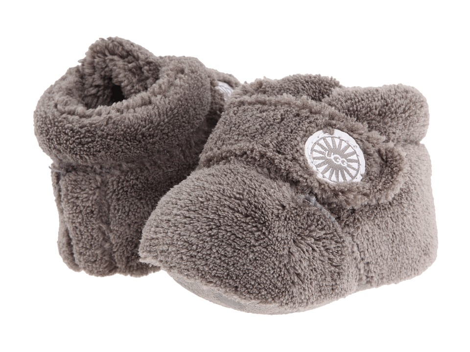 UGG Kids Bixbee Infant/Toddler Charcoal Girls Shoes
