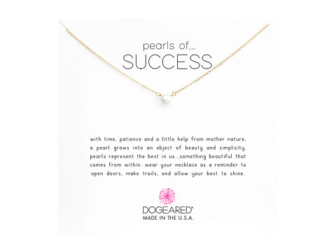 Dogeared Pearls Of Success Necklace 16