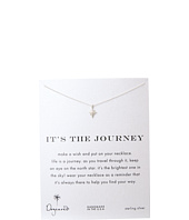 Dogeared Jewels - It's The Journey Necklace 16 inch