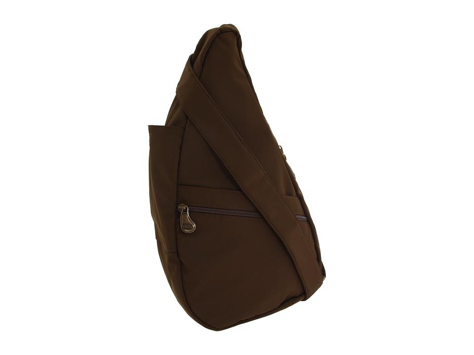 AmeriBag Inc. Classic Microfiber Extra Small Chocolate Backpack Bags