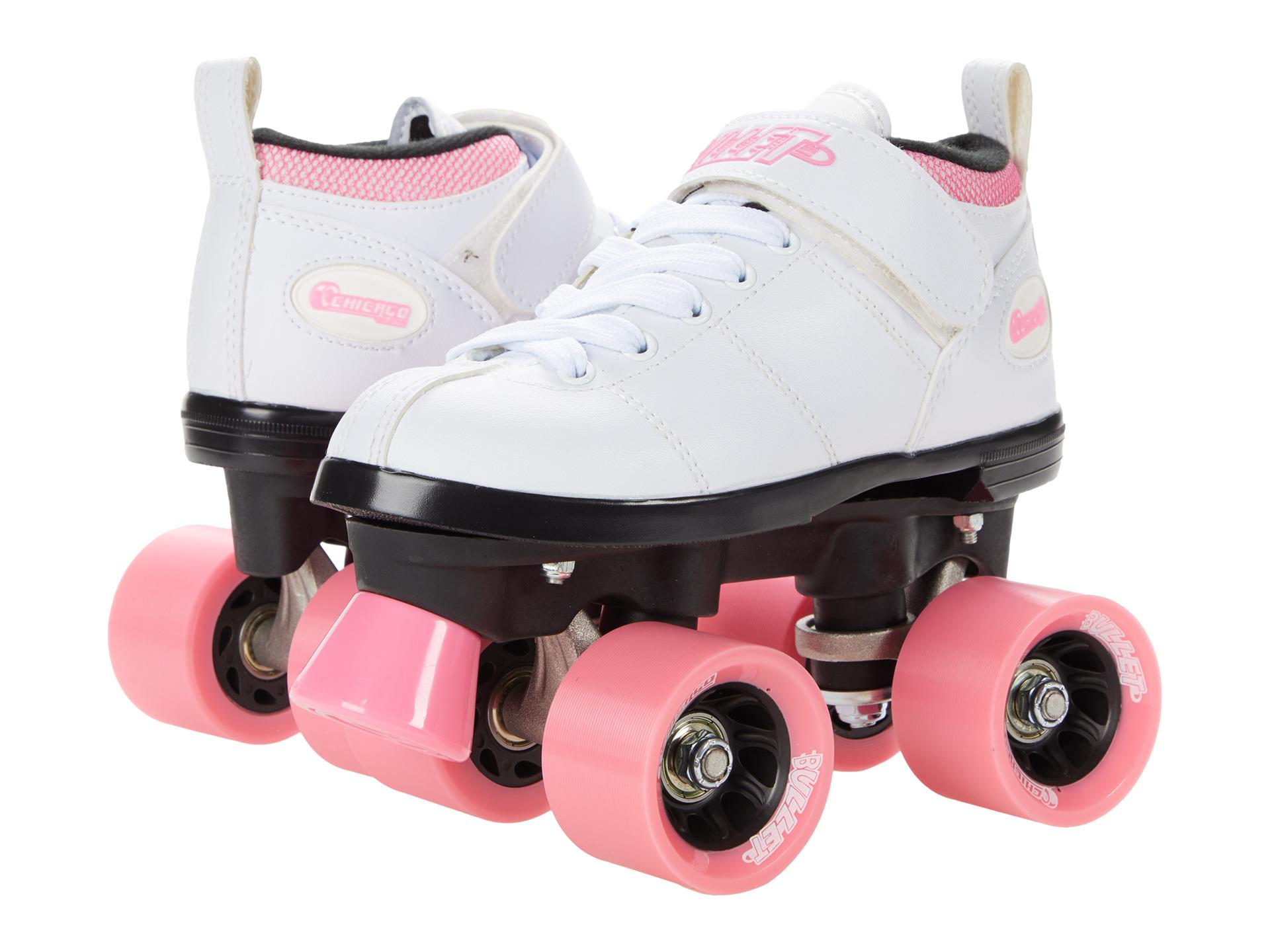 Roller skates las vegas - Chicago Skates Girls And Bullet Speed Skate