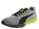 PUMA - PUMAgility (Grey Violet/Black/Lime Punch) - Footwear