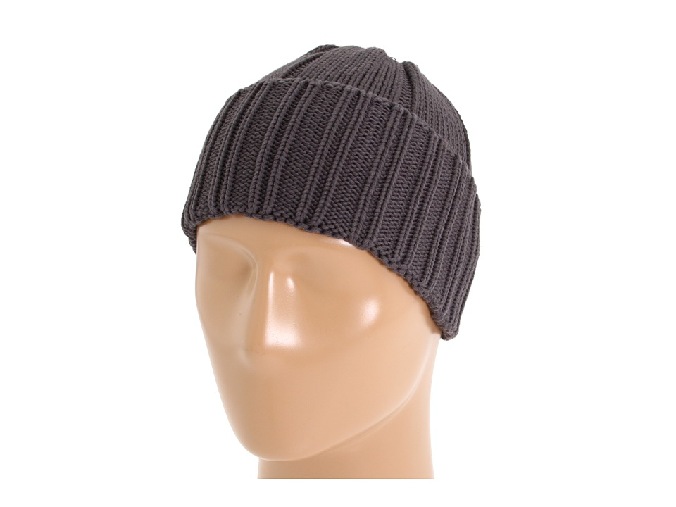 Goorin Brothers - Captn Pollux (Charcoal) Caps