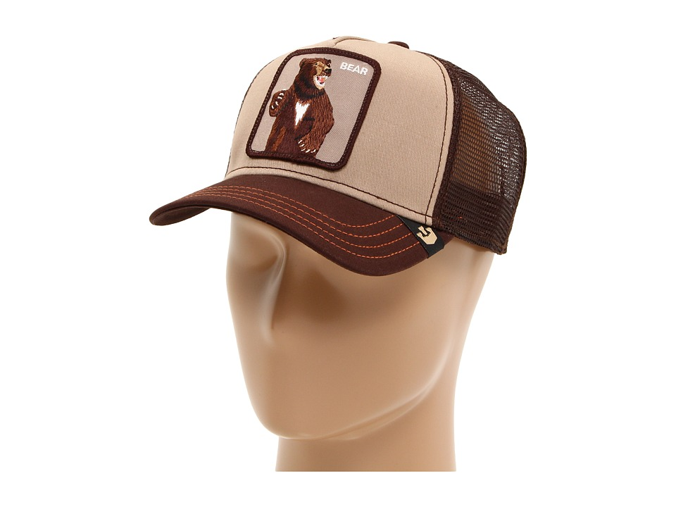 Goorin Brothers - Lone Star (Brown) Fedora Hats