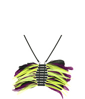 Noir Jewelry - Feather Collection Butterfly Necklace