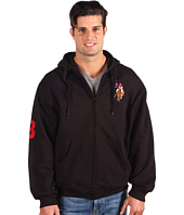 U.S. Polo Assn - Full Zip L/S Hoodie Fleece