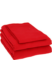 Lacoste - Brushed Twill Sheet Set - Twin XL