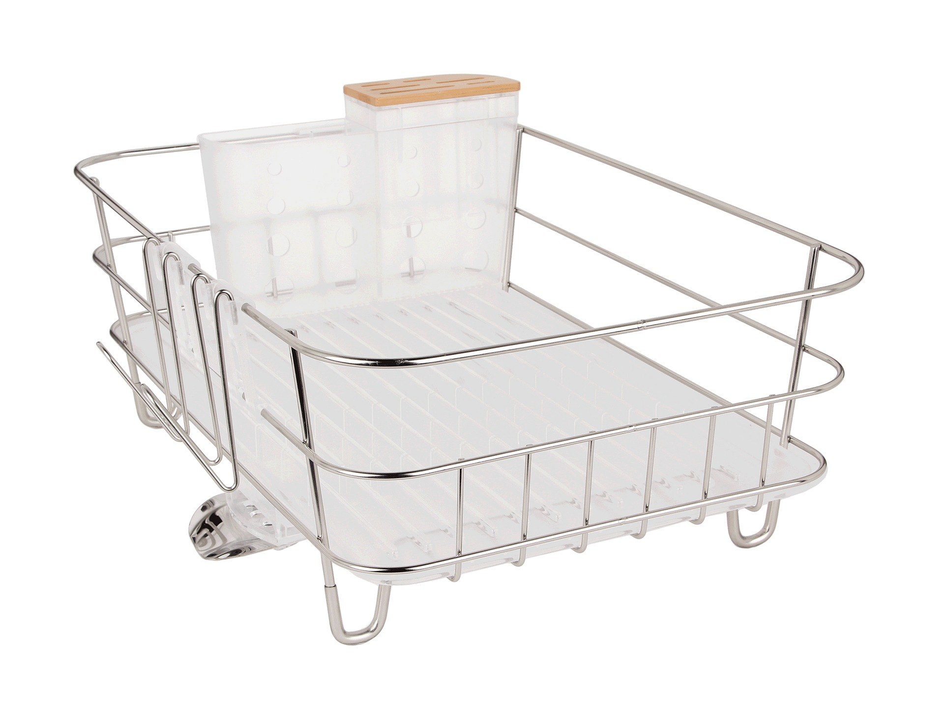 Simple Human Dish Rack - Lovequilts