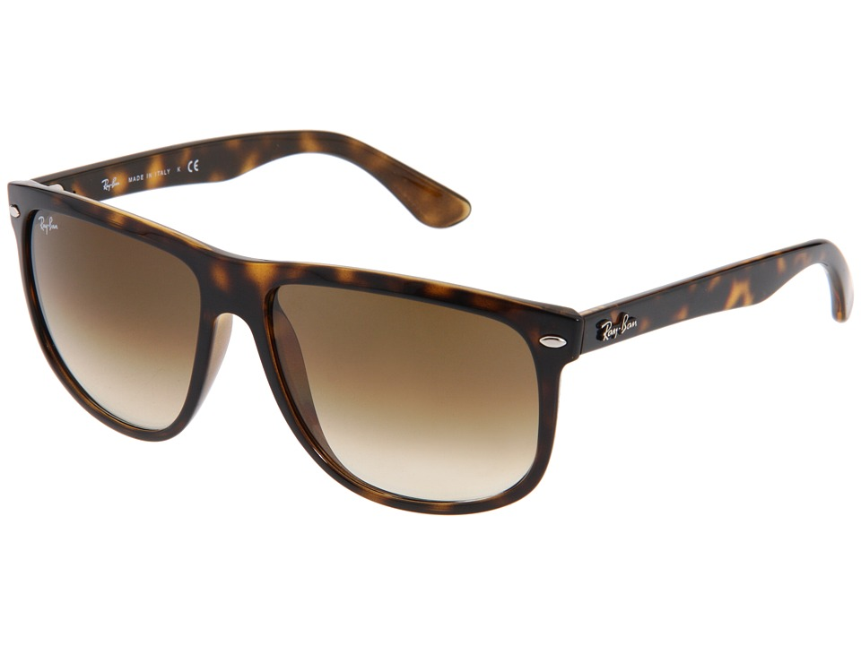 Ray-Ban RB4147 Boyfriend (Tortoise/Tortoise) Fashion Sunglasses