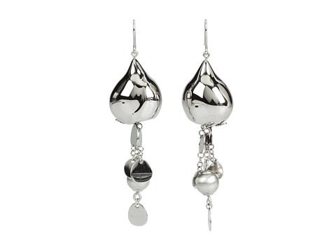 Breil Milano Bloom Sphere Chains Pailettes Earrings