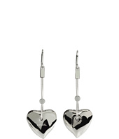 Breil Milano - Feeling Heart Tubular Chain Earrings