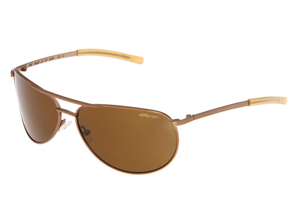 Smith Optics Serpico Slim MATTE DESERT Athletic Performance Sport Sunglasses
