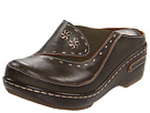 Image of L'Artiste by Spring Step - Chino (Olive) Women's Clog Shoes