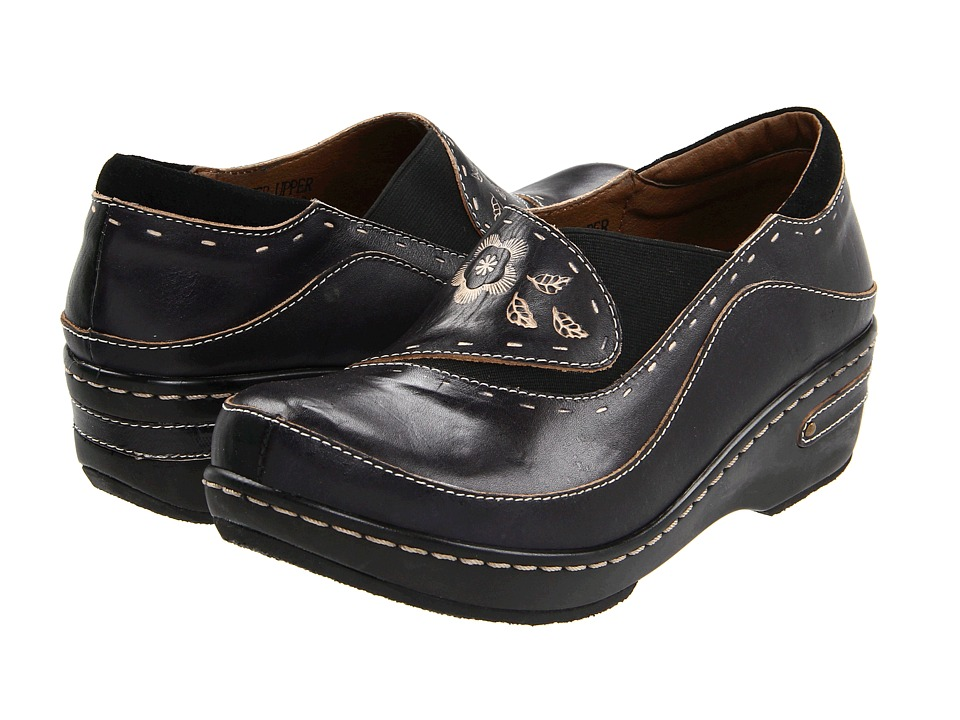 Spring Step Burbank (Black) Women