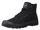 Palladium Pampa Hi Canvas - Men's - Shoes - Black