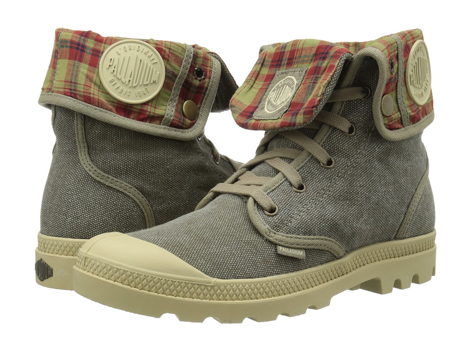 Palladium Baggy Boue Womens Lace up Boots