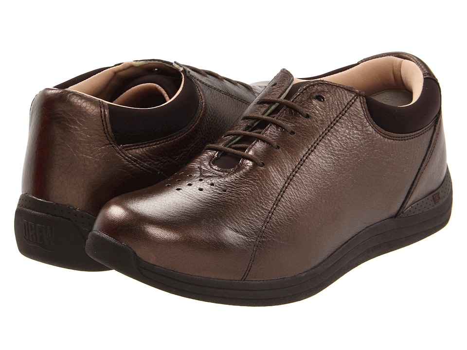 Drew Tulip (Copper Metallic) Women's Shoes