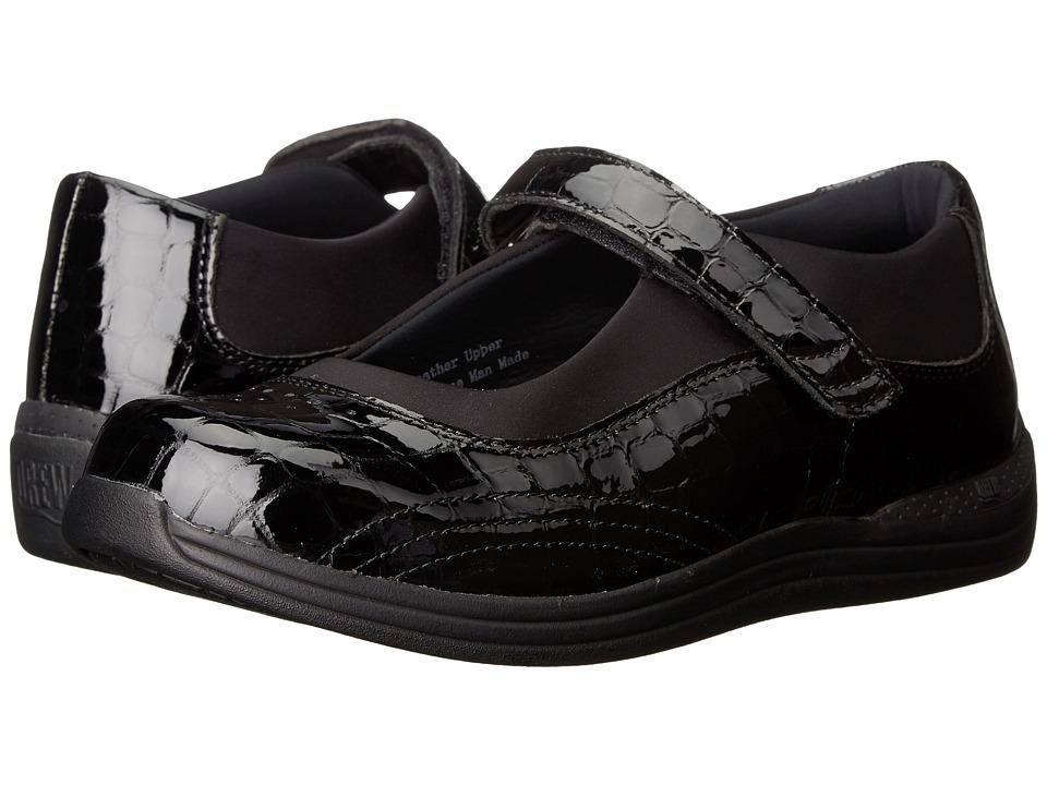 Drew Rose (Black Croc) Women's Shoes