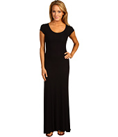 BCBGMAXAZRIA - Cap Sleeve Maxi Dress