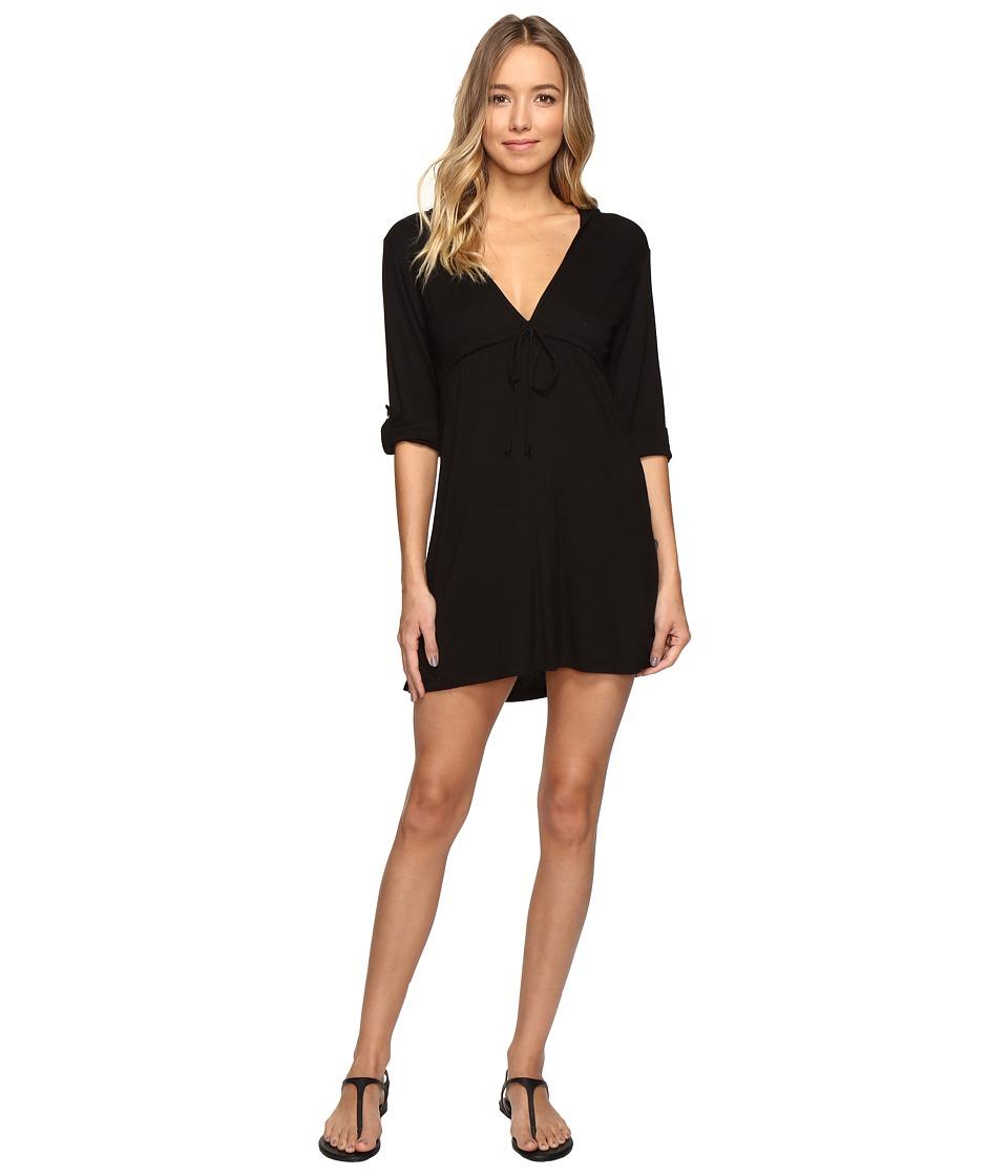 Lucy Love - Resort Dress (Black) Womens Dress