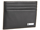 Victorinox Altius 3.0 Rome Leather Money Clip (Black Leather)