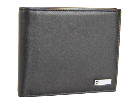 Victorinox Altius™ 3.0 - Barcelona Leather Bi-fold Wallet - Black Leather