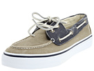 Sperry Top-Sider - Bahama 2-Eye (Navy/Taupe)
