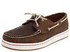 Sperry Top-Sider - Sperry Cup 2-Eye (Dark Brown) - Footwear