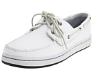 Sperry Top-Sider - Sperry Cup 2-Eye (White) - Footwear