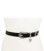 Brighton - Hearts Reversible Belt
