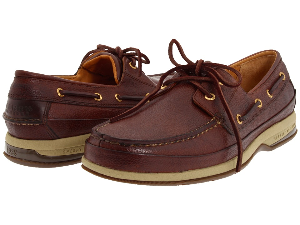 Sperry Top-Sider Gold Boat w/ASV (Cognac) Men